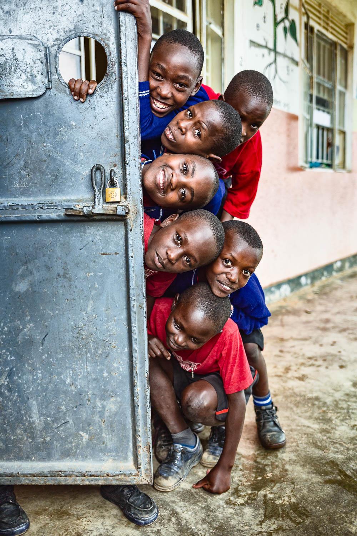 Kitanga students